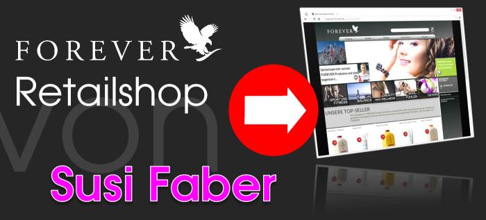 Forever Retailshop - Susi Faber